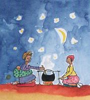 africa cooks